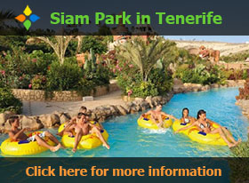 Mai Thai River at Siam Park in Tenerife - Click here for more information