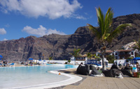 Laguillo Swimming Pool in Los Gigantes - Tenerife